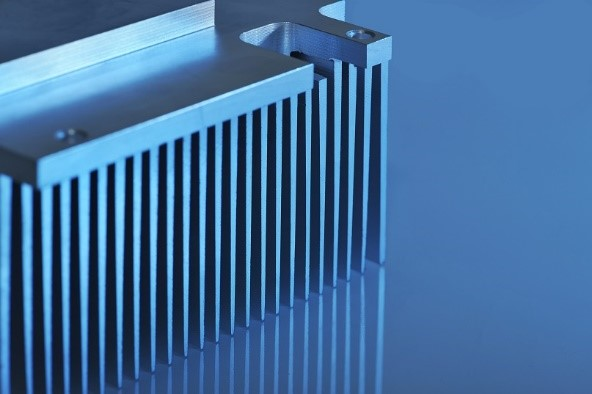 Getec extruded aluminum heat-sink manufacturer