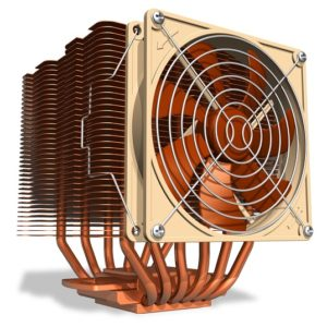 Getec thermal management solutions active heat sink
