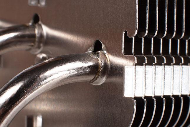 Getec Industrial heatsink manufacturer
