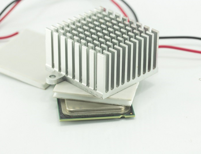 Getec Industrial heat dissipation in electronic devices