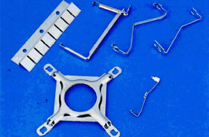 Custom Aluminum Metal Stamping Services