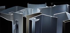 Extruded aluminum profiles example