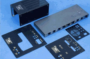 Housings Precision Metal Stamping for Aluminum Services