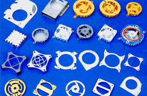 Precision Metal Stamping for Aluminum Services