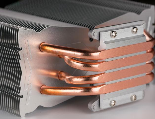 Heat sink design example