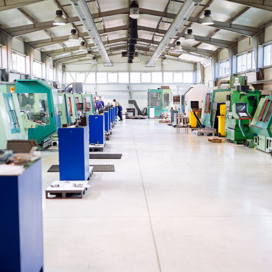 Machines for CNC machining for aluminum