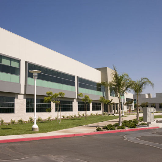 Getec aluminum heat sink company building