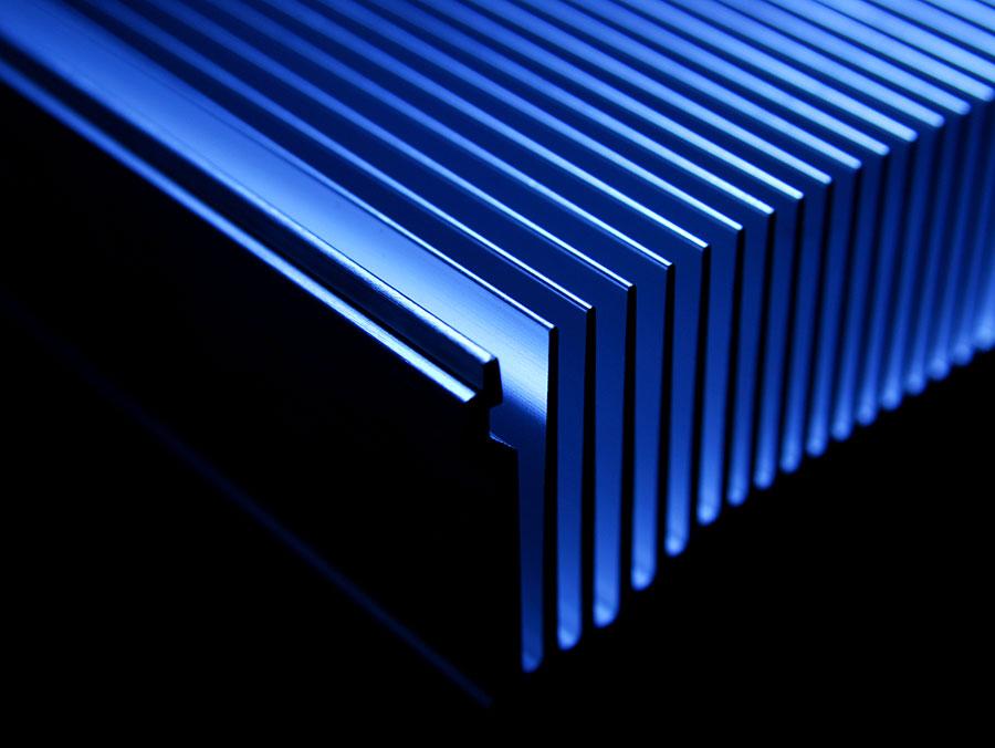 High Aspect Ratio Extruded Heat sink
