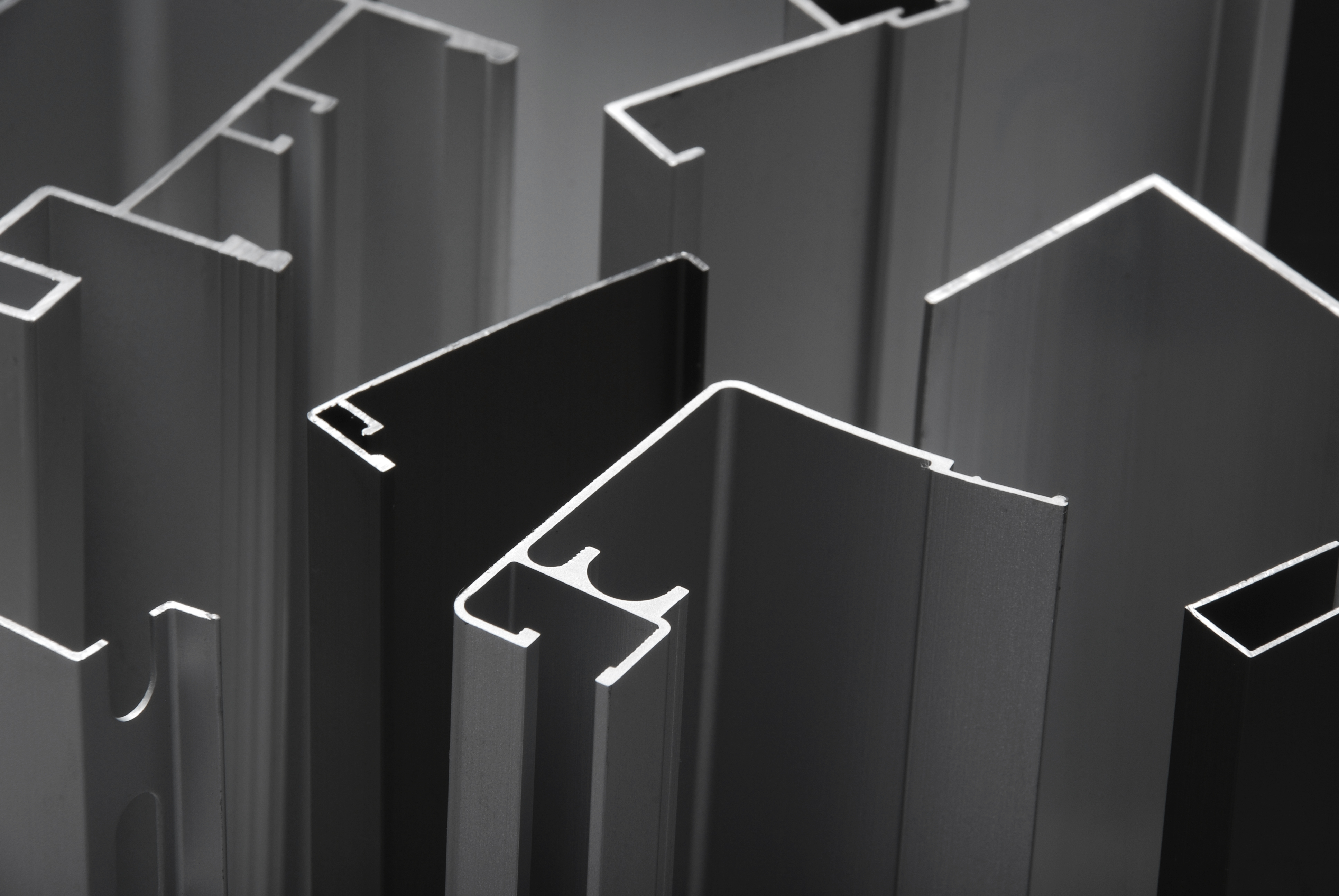 Complex aluminum extrusion profiles possible from Getec