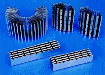 Turnkey Heat Sink Manufacturing | Aluminum Heat Sink Company