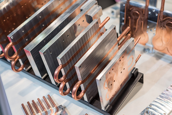 Cold plate electronic thermal management solution