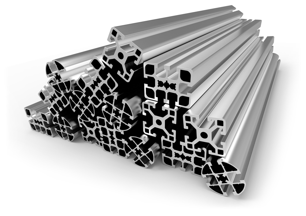 High-quality drawn seamless aluminum tubing ready for use