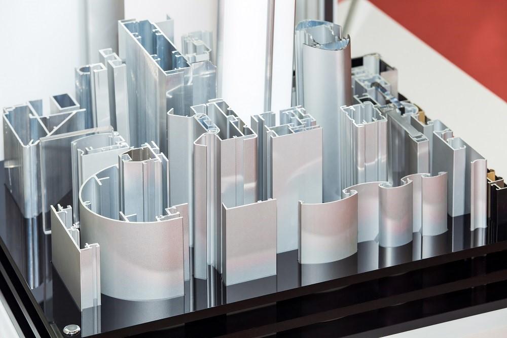 Aluminum extrusion profile manufacturing