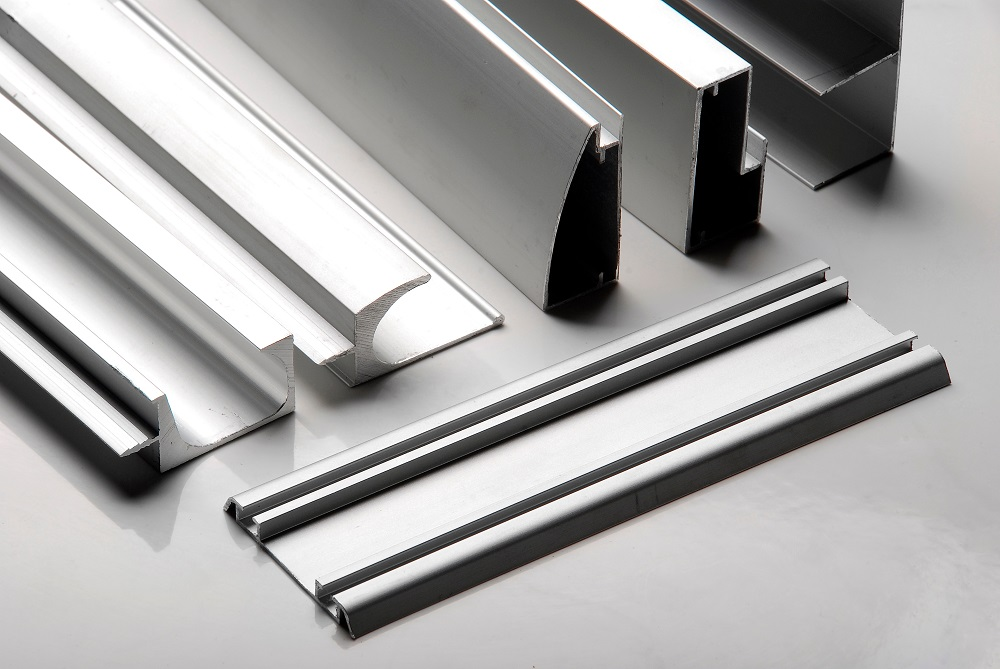 Extruded aluminum profiles and benefits to extrusion